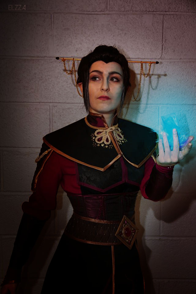Azula by ElzzaCosplay