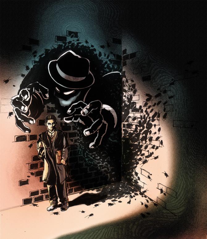 Kafka 1 by EvJones