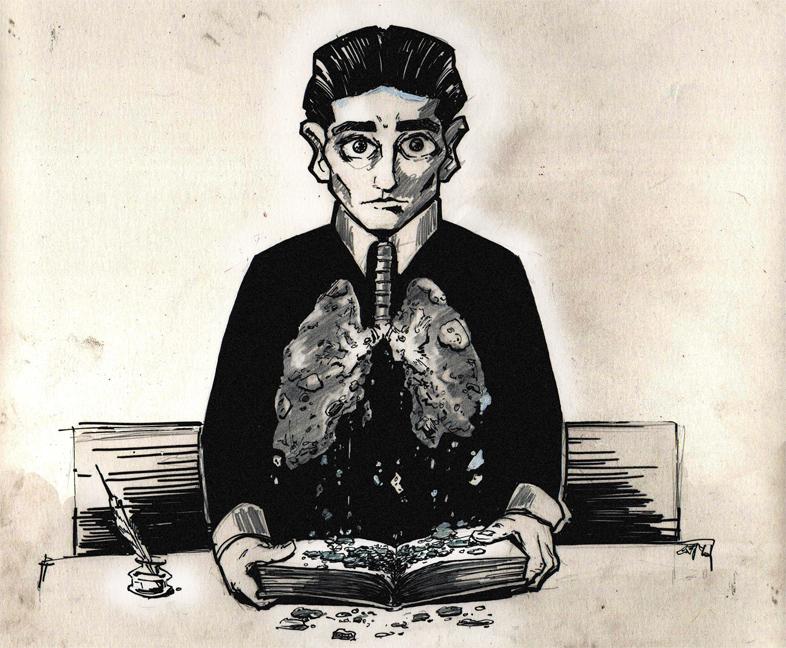 Kafka 2 by EvJones