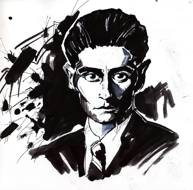 Kafka 4 by EvJones