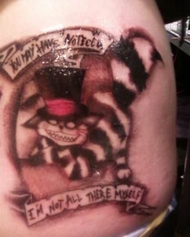Cheshire Cat by Rhyliex