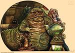 Jabba The Hutt's Palace