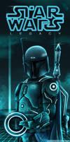 Boba Fett -Star Wars Legacy by Fluorescentteddy