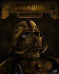 Steampunk Darth Vader II