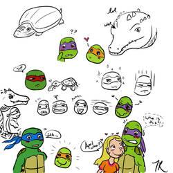 2012 TMNT Doodles1