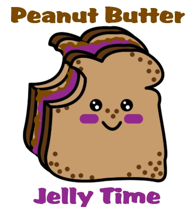 peanut butter jelly time by luckycyberbunny on deviantart peanut butter jelly time by