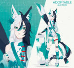 [OPEN] Adoptable #11 by Castedorrr