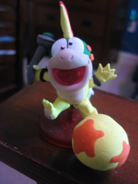 Koopalings Plush Cake Ideas And Designs