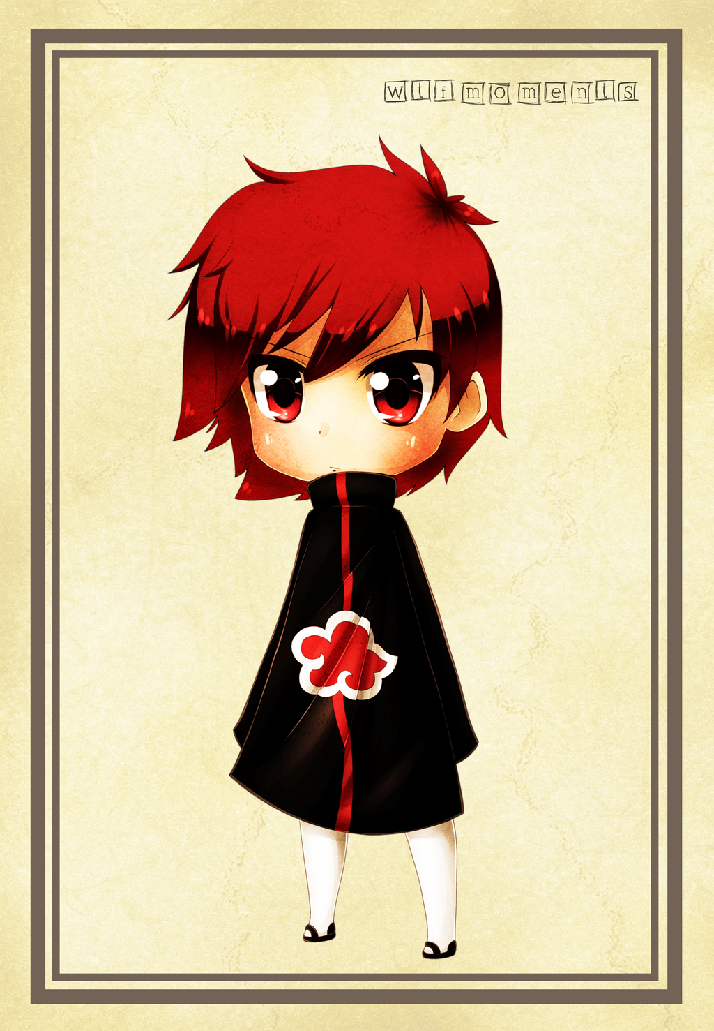 Sasori by WTFmoments