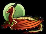 Fullbody Commission ~ dragongirl0130