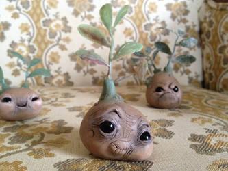 Smoosh the Seedling - SOLD by Mel2DaIssa