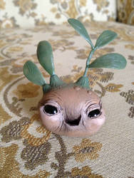 CiCi the Seedling - SOLD by Mel2DaIssa