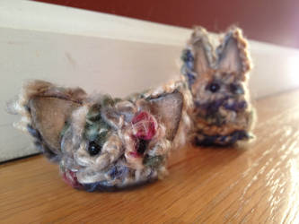 Short Dust Bunny - FOR SALE