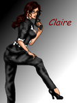 Claire BUSINESS