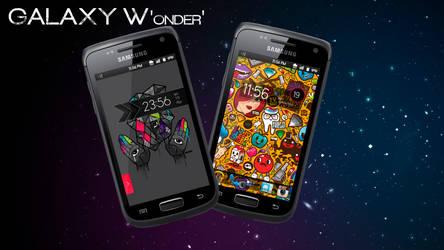 Galaxy Wonder screenshot by theblackskull