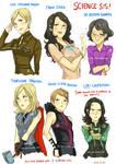Avengers Genderbend