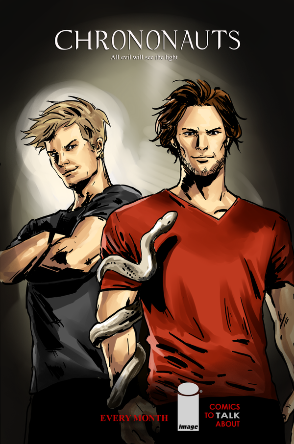 Chrononauts-Supernatural Crossover by christasyd