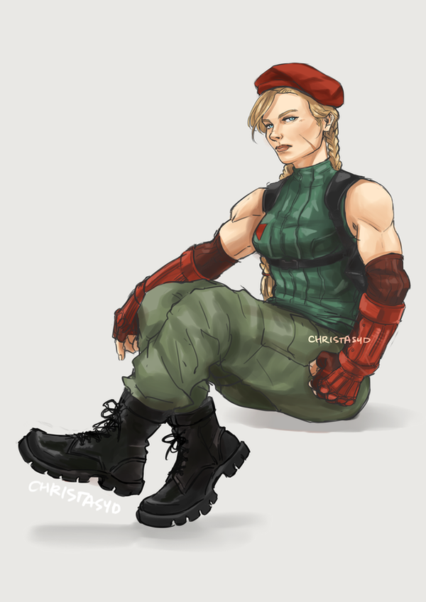 Cammy White by christasyd