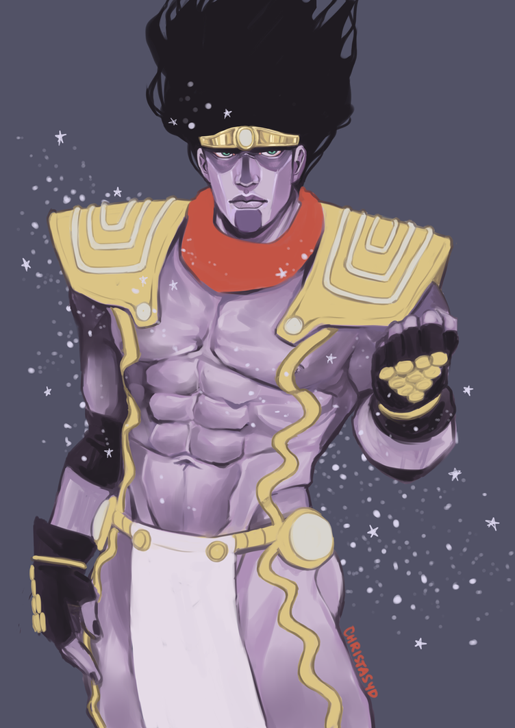 Star Platinum by christasyd