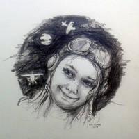 Klara Pilot Graphite