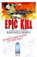 Epic Kill  for Image Comics by Raffaele-Ienco