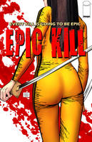 Epic Kill back cover by Raffaele-Ienco