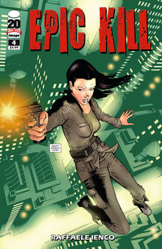 Epic Kill #4 cover