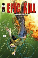 Epic Kill #5 by Raffaele-Ienco