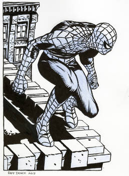 Spider-Man Commision02... 85 dollars