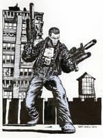 Punisher... 85 dollars by Raffaele-Ienco
