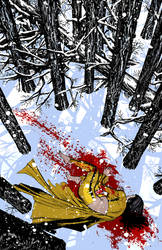 Epic Kill #9 page 22 by Raffaele-Ienco