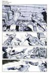 Wolverine Deadpool Domino pencils02 by Raffaele-Ienco