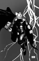 Thor! by Raffaele-Ienco