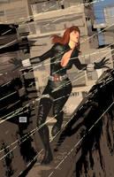 Black Widow! by Raffaele-Ienco