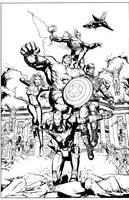 Avengers World eleven page20 by Raffaele-Ienco