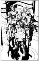 Avengers World eleven page02 by Raffaele-Ienco