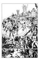 Avengers World eleven page09 by Raffaele-Ienco