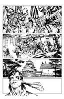 Avengers World thirteen page01 by Raffaele-Ienco