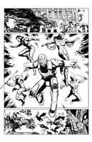 Avengers World thirteen page07 by Raffaele-Ienco