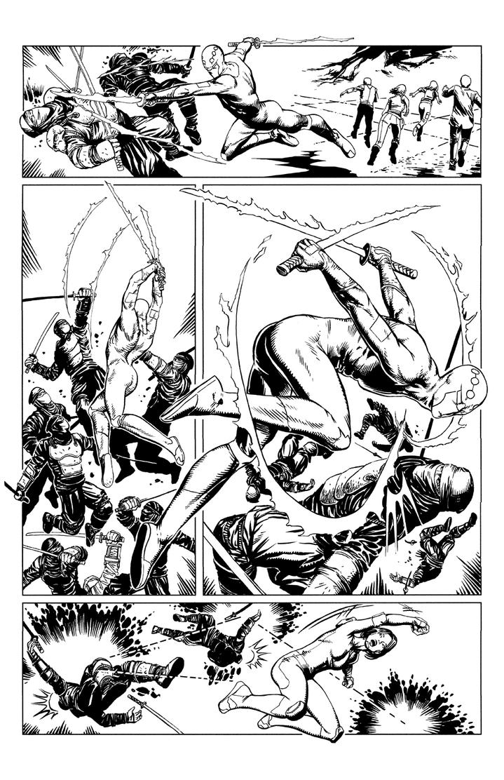 Avengers World thirteen page10 by Raffaele-Ienco