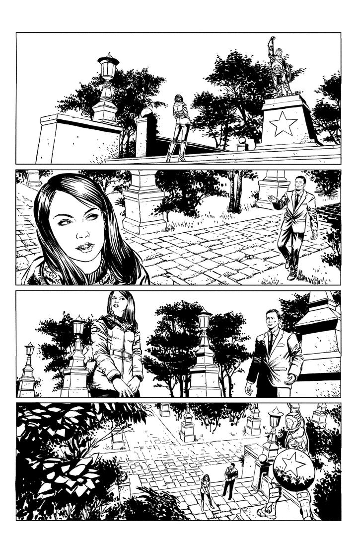 Avengers World thirteen page05 by Raffaele-Ienco