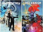 Symmetry Mechanism covers by Raff Ienco