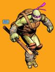 Ninja Turtle by Raffaele Ienco