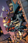 Batman Sins of the Father issue 6 cover