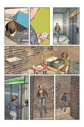 Stairway issue2page20 by Raffaele-Ienco