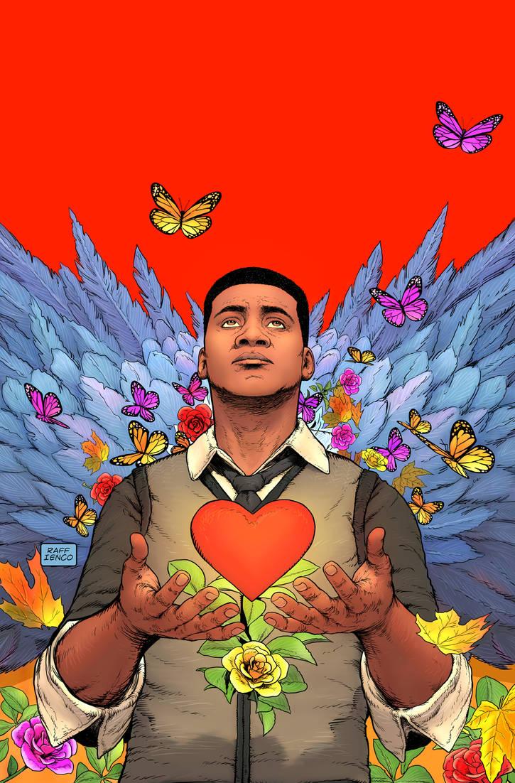 Freeze Hero Initiative cover by Raffaele Ienco by Raffaele-Ienco
