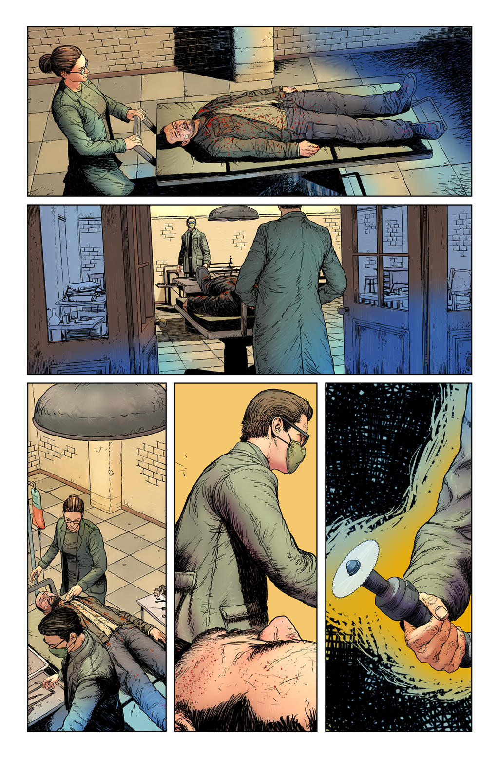 Postal S2 issue02 page06 by Raffaele-Ienco