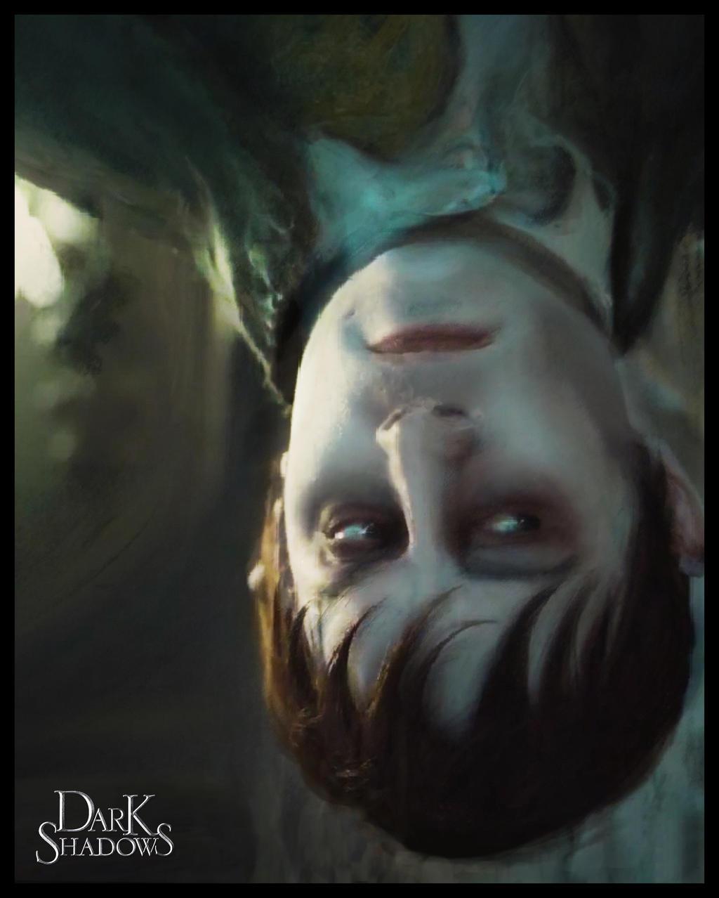 Dark Shadows Entry by CarolineHaysArt