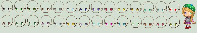 Custom Eyes (fantage ^^) by Bollonyboon