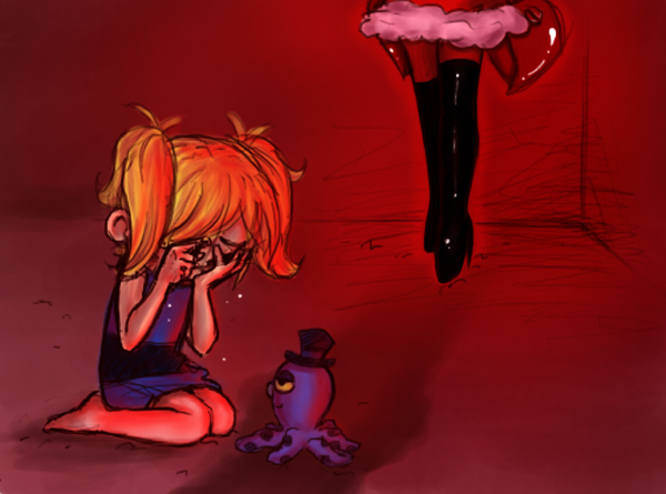 PPG - Don't cry, Bubbles... by bradsgurl